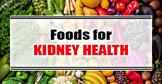 Best Ayurvedic Foods Good For Human Kidneys Health